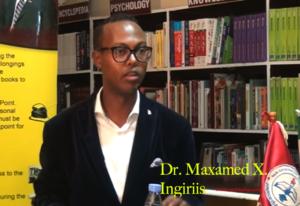 Image result for Maxamed Xaaji Ingiriis